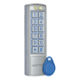 Aperta EZTAG3 Weatherproof  Proximity and Keypad Door Entry Kit with 10 Tags