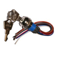 2 Position JD Key Switch non removable