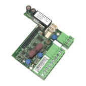 EMSL EXU-4 Extension board