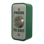 Architrave Stainless Steel Button - Press To Exit