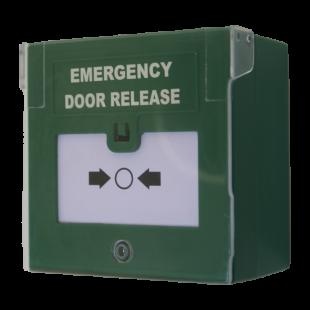 Emergency Door Release  Single Pole - Resettable
