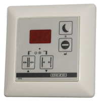 Geze DPS Display Control Switch Without OFF Button