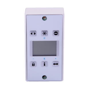 Record BDE-D Slim-Line Control Unit